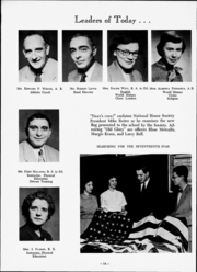 Page 16, 1953 Edition, St Vincent High School - Shamrock Yearbook (Akron, OH) online yearbook collection