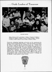 Page 17, 1953 Edition, St Vincent High School - Shamrock Yearbook (Akron, OH) online yearbook collection