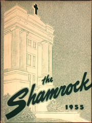 1955 Edition, St Vincent High School - Shamrock Yearbook (Akron, OH)