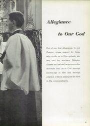 Page 13, 1958 Edition, St Vincent High School - Shamrock Yearbook (Akron, OH) online yearbook collection