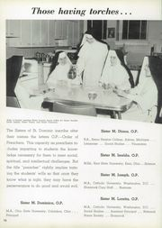 Page 16, 1958 Edition, St Vincent High School - Shamrock Yearbook (Akron, OH) online yearbook collection
