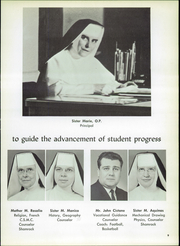 Page 13, 1966 Edition, St Vincent High School - Shamrock Yearbook (Akron, OH) online yearbook collection