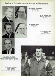 Page 17, 1966 Edition, St Vincent High School - Shamrock Yearbook (Akron, OH) online yearbook collection