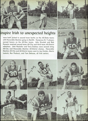 Page 65, 1966 Edition, St Vincent High School - Shamrock Yearbook (Akron, OH) online yearbook collection