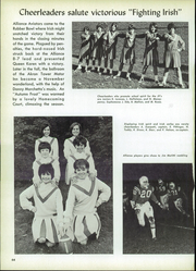 Page 68, 1966 Edition, St Vincent High School - Shamrock Yearbook (Akron, OH) online yearbook collection