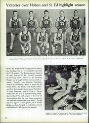 Page 70, 1966 Edition, St Vincent High School - Shamrock Yearbook (Akron, OH) online yearbook collection