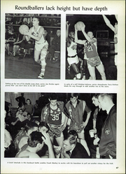 Page 71, 1966 Edition, St Vincent High School - Shamrock Yearbook (Akron, OH) online yearbook collection