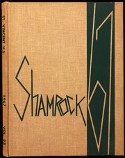 St Vincent High School - Shamrock Yearbook (Akron, OH) online yearbook collection, 1967 Edition, Page 1