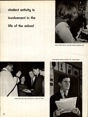 Page 36, 1968 Edition, St Vincent High School - Shamrock Yearbook (Akron, OH) online yearbook collection