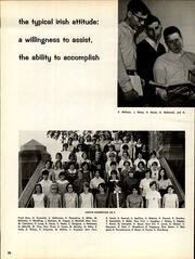 Page 38, 1968 Edition, St Vincent High School - Shamrock Yearbook (Akron, OH) online yearbook collection