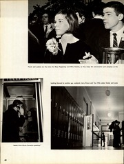 Page 42, 1968 Edition, St Vincent High School - Shamrock Yearbook (Akron, OH) online yearbook collection