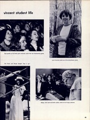 Page 45, 1968 Edition, St Vincent High School - Shamrock Yearbook (Akron, OH) online yearbook collection