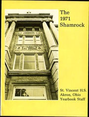 Page 5, 1971 Edition, St Vincent High School - Shamrock Yearbook (Akron, OH) online yearbook collection