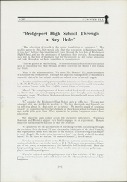 Page 13, 1935 Edition, Bridgeport High School - Sunnyhill Yearbook (Bridgeport, OH) online yearbook collection