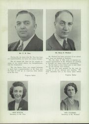 Page 10, 1944 Edition, Bridgeport High School - Sunnyhill Yearbook (Bridgeport, OH) online yearbook collection