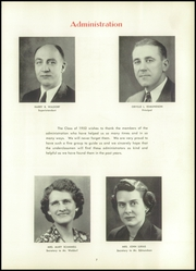 Page 11, 1952 Edition, Bridgeport High School - Sunnyhill Yearbook (Bridgeport, OH) online yearbook collection