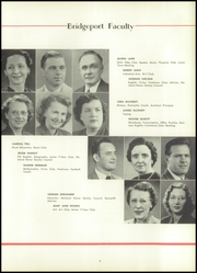 Page 13, 1952 Edition, Bridgeport High School - Sunnyhill Yearbook (Bridgeport, OH) online yearbook collection