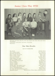 Page 17, 1952 Edition, Bridgeport High School - Sunnyhill Yearbook (Bridgeport, OH) online yearbook collection