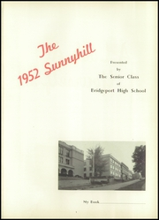 Page 5, 1952 Edition, Bridgeport High School - Sunnyhill Yearbook (Bridgeport, OH) online yearbook collection