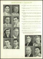 Page 16, 1954 Edition, Bridgeport High School - Sunnyhill Yearbook (Bridgeport, OH) online yearbook collection