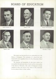 Page 12, 1956 Edition, Bridgeport High School - Sunnyhill Yearbook (Bridgeport, OH) online yearbook collection
