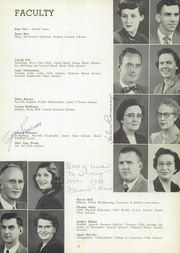 Page 15, 1956 Edition, Bridgeport High School - Sunnyhill Yearbook (Bridgeport, OH) online yearbook collection