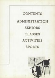 Page 7, 1956 Edition, Bridgeport High School - Sunnyhill Yearbook (Bridgeport, OH) online yearbook collection