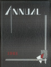 1961 Edition, Rittman High School - Chieftain Yearbook (Rittman, OH)