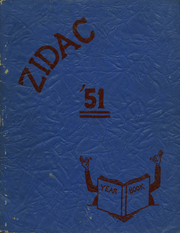 Page 1, 1951 Edition, Cadiz High School - Zidac Yearbook (Cadiz, OH) online yearbook collection