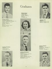 Page 10, 1951 Edition, Cadiz High School - Zidac Yearbook (Cadiz, OH) online yearbook collection