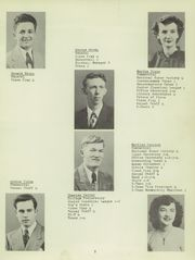 Page 11, 1951 Edition, Cadiz High School - Zidac Yearbook (Cadiz, OH) online yearbook collection