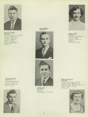 Page 12, 1951 Edition, Cadiz High School - Zidac Yearbook (Cadiz, OH) online yearbook collection