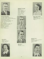 Page 14, 1951 Edition, Cadiz High School - Zidac Yearbook (Cadiz, OH) online yearbook collection