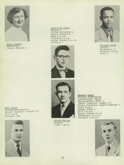 Page 16, 1951 Edition, Cadiz High School - Zidac Yearbook (Cadiz, OH) online yearbook collection
