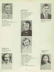 Page 17, 1951 Edition, Cadiz High School - Zidac Yearbook (Cadiz, OH) online yearbook collection