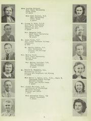 Page 9, 1951 Edition, Cadiz High School - Zidac Yearbook (Cadiz, OH) online yearbook collection