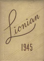 1945 Edition, Lincoln High School - Lionian Yearbook (Canton, OH)