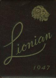 1947 Edition, Lincoln High School - Lionian Yearbook (Canton, OH)