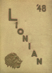 1948 Edition, Lincoln High School - Lionian Yearbook (Canton, OH)