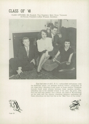 Page 14, 1948 Edition, Lincoln High School - Lionian Yearbook (Canton, OH) online yearbook collection