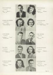 Page 17, 1948 Edition, Lincoln High School - Lionian Yearbook (Canton, OH) online yearbook collection