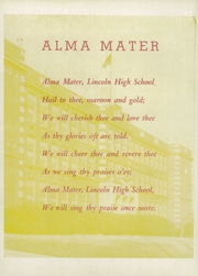 Page 6, 1948 Edition, Lincoln High School - Lionian Yearbook (Canton, OH) online yearbook collection