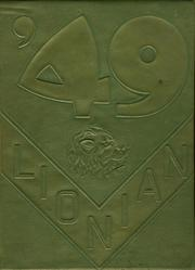 1949 Edition, Lincoln High School - Lionian Yearbook (Canton, OH)