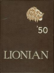 1950 Edition, Lincoln High School - Lionian Yearbook (Canton, OH)