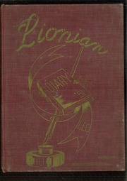 1951 Edition, Lincoln High School - Lionian Yearbook (Canton, OH)