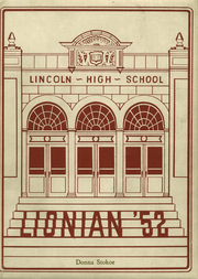 1952 Edition, Lincoln High School - Lionian Yearbook (Canton, OH)