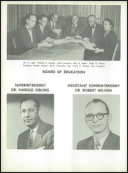 Page 10, 1954 Edition, Lincoln High School - Lionian Yearbook (Canton, OH) online yearbook collection