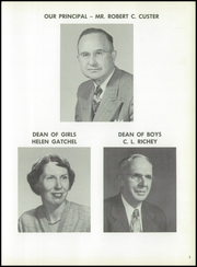 Page 11, 1954 Edition, Lincoln High School - Lionian Yearbook (Canton, OH) online yearbook collection