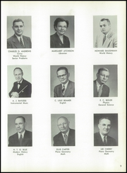 Page 13, 1954 Edition, Lincoln High School - Lionian Yearbook (Canton, OH) online yearbook collection