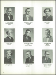 Page 16, 1954 Edition, Lincoln High School - Lionian Yearbook (Canton, OH) online yearbook collection